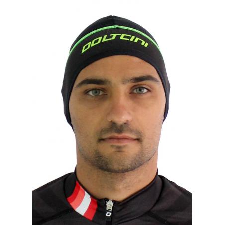 Зимна шапка FLUO GREEN - GANNON