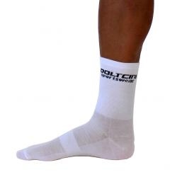 Socks High Summer white 1