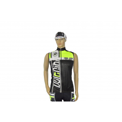 Gilet coupe vent fluo - MADRID