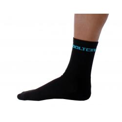 Socks High Winter GANNON black-turquoise
