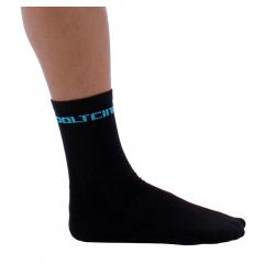 Чорапи високи зимни GANNON black-turquoise