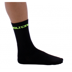 Socks High Winter GANNON black-fluo yellow