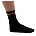Socks High Winter GANNON black-fluo orange