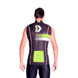 Gilet coupe vent pro Fluogreen - HERO