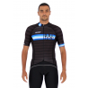 Cycling Jersey Short sleeves PRO BLUE - SWITCH