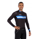 Cycling Jersey Long Sleeves PRO BLUE - SWITCH