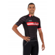 Cycling Jersey Short sleeves PRO RED - SWITCH