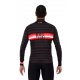 Cycling Jersey Long Sleeves PRO RED - SWITCH