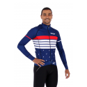 Cycling Jacket Winter PRO RED - ROULEUR