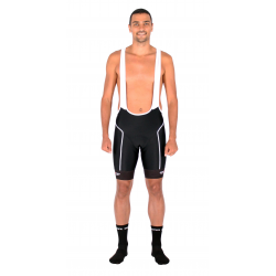 Cycling Pant Bib PRO with pad - VALOR
