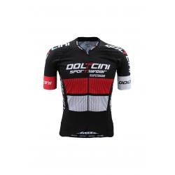 Cycling Jersey Short Sleeves PRO - AERO-small collar