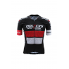 Cycling Jersey Short Sleeves PRO - AERO-small collar