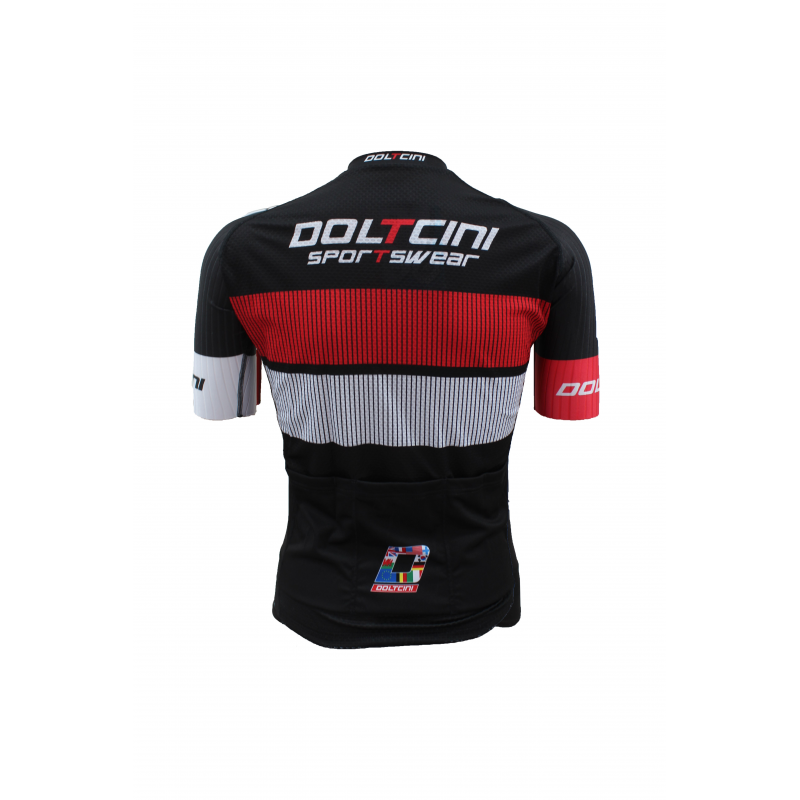 Cycling Jersey Short Sleeves PRO - AERO-small collar 84cdd1112
