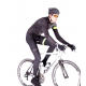 Cycling BibTight winter PRO FLUO GREEN - GANNON