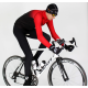 Cycling Jersey Long Sleeves PRO red - SELERO