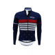 Cycling Storm Jacket Winter PRO RED - ROULEUR