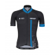 Cycling Jersey Short sleeves pro Blue - CUBO