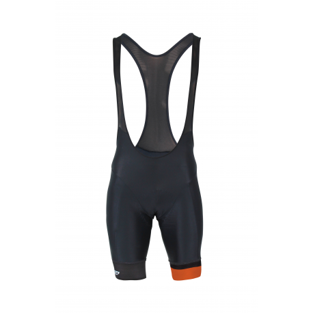 Cycling pant bib pro Orange - CUBO