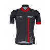 Cycling Jersey Short sleeves pro Red - CUBO