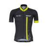 Cycling Jersey Short sleeves pro Fluo/Yellow - CUBO