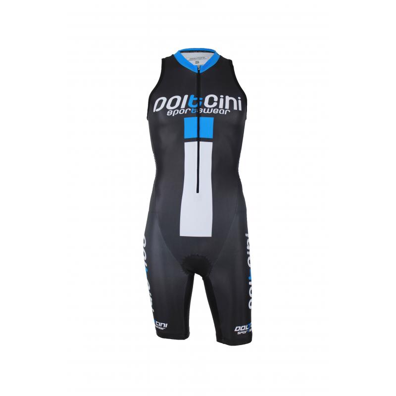 Triathlon suit Classic - Napoli Blue