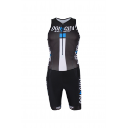 Triathlon suit Iron Man - Napoli Blue