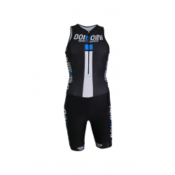 Triathlon suit Endurance - Napoli Blue
