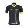 Cycling Jersey Short Sleeves PRO KIDS fluo yellow - CUBO