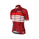 Cycling Jersey Short sleeves PRO BORDEAUX - ROULEUR