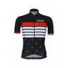 Cycling Jersey Short sleeves PRO BLACK - ROULEUR