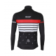 Cycling Jersey Long Sleeves PRO BLACK - ROULEUR