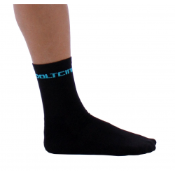 Socks High Summer Black-Blue