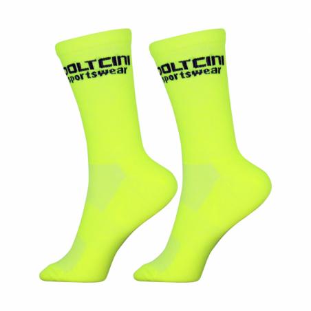Socks High Summer fluo