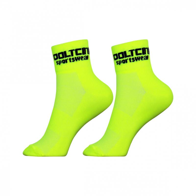 Socks Short Summer fluo