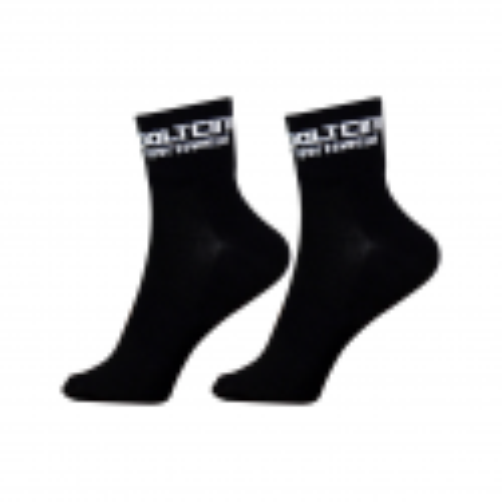 Чорапи ниски летни, black
