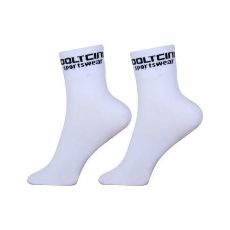 Чорапи ниски летни, white