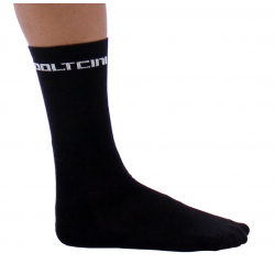 Socks High Winter GANNON black-white