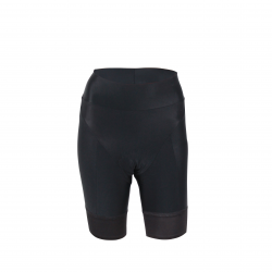 Cycling Pant LADY pro with pad UNI BLACK