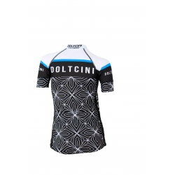 Cycling jersey short sleeves PRO SPIDER - Blue