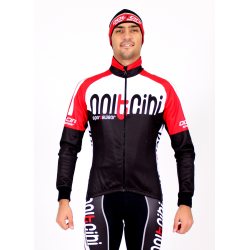 Cycling Jacket Winter red - TOKIO