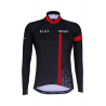 Cyclisme à Maillot manches longues BLACK/RED - CUBO