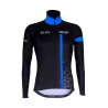 Cyclisme à Veste Winter PRO BLACK/BLUE - CUBO