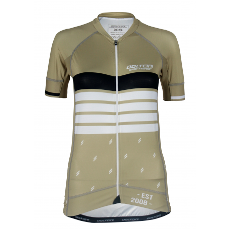 Cycling Jersey Short Sleeves PRO - ROULEUR GOLD