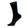 Socks High Summer Black-Blue - BIKE IT