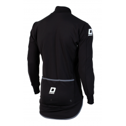 Cyclisme à Veste Winter - STORM UNI BLACK