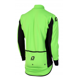 Cyclisme à Veste Winter - STORM UNI GREEN