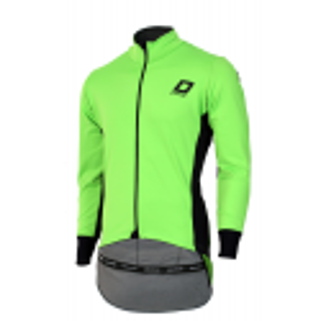 Cycling storm jacket uni green