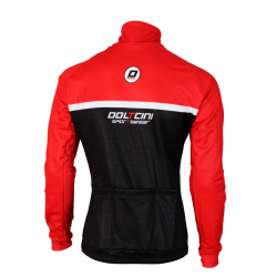 Cycling Midseason Jacket -TOLEDO Red