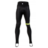 Tight with pad - CUBO FLUO YELLOW