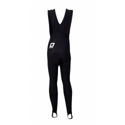 Cycling Kids Bibtight Uni Black with pad